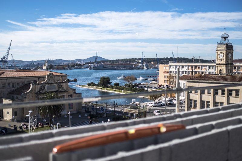 Rénovation Hôtel de l'arsenal Toulon